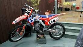2015 Honda CRF 450 R not Kx kxf yz yzf rm rmz ktm sxf sx
