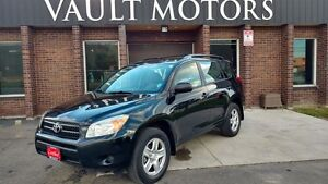 2008 Toyota RAV4 LOW KMS No Accidents