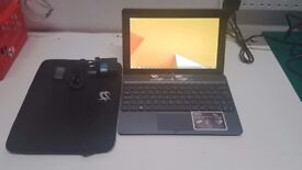 Touch screen Asus Vivo Tab Tablet Complete with Removable Keyboard