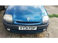Renault clio for sale!