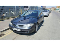 ++++QUICKSALE WANTED RENAULT LAGUNA 2006+++STARTS AND DRIVES GOOD WITH MOT++++