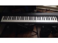 Yamaha NP-31, 76-key piano-style keyboard with Graded Soft Touch, Midi compatible
