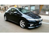 2006 │Honda Civic 1.8 Auto│1 Year MOT │Bluetooth│Electric Sunroof│Suede Seats│HPI Clear