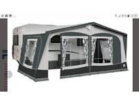 Dorema full size caravan awning