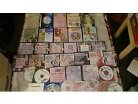 job lot of card making