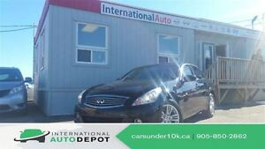 2010 Infiniti G37X LUXURY | LEATHER | BACK-UP CAM