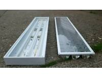 Commercial lights fittings