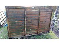 Fence Panels 6x4