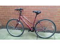 Apollo Ladies Hybrid Bike