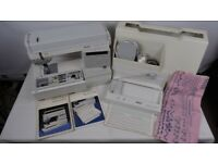 Pfaff Creative 1475CD Embroidery & Sewing Machine With IDT + Creative Designer