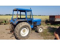 leyland tractor 384 project yard stable