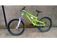 2013 Scott Voltage FR20, Boxxer air freeride downhill DH