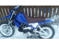 pw 80 kids motorbike