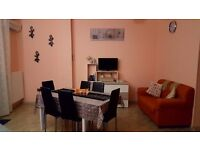Beautiful 2 bed apartment for rent in Otranto, Italy, Sleeps 6.