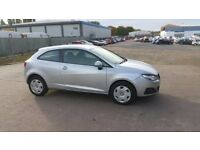 2009 Diesel 1.4 Seat Ibiza 3 doors £ Zero Tax With Long MOT PX Welcome