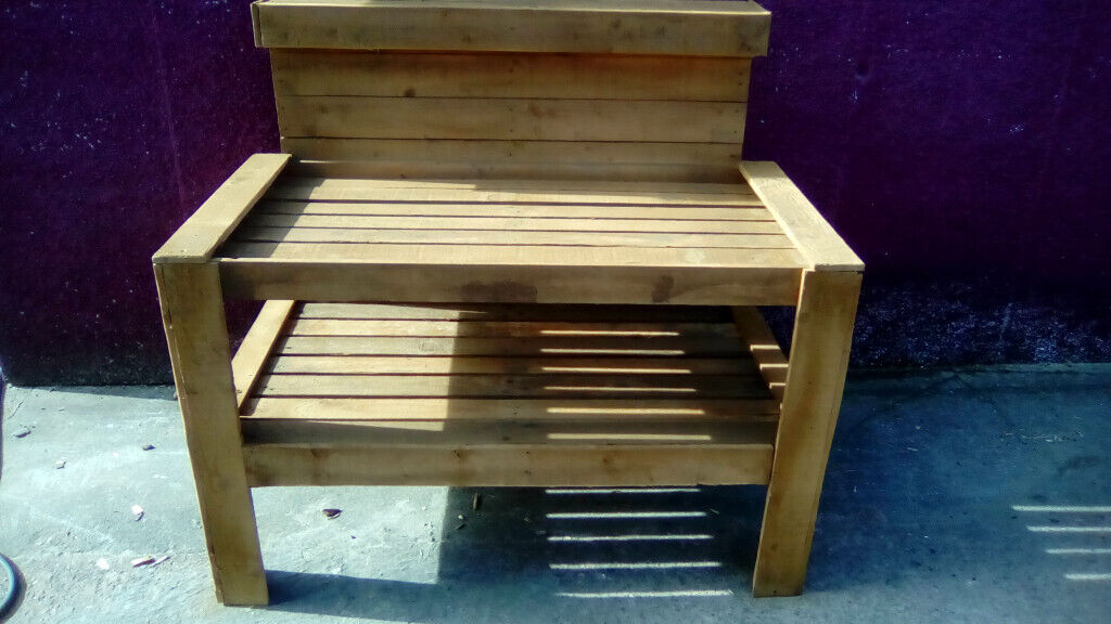 Wondrous Potting Bench Plant Stand In Taunton Somerset Gumtree Gmtry Best Dining Table And Chair Ideas Images Gmtryco