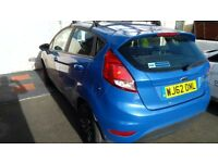 ford fiesta style 2013