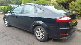 **REDUCED** 2008 FORD MONDEO ZETEC TDCI 140 FULL SERVICE HISTORY 1 PREVIOUS OWNER LONG MOT