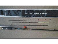 Karma carp picker rod and fishing reel. New!