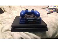 playstation 4 + 3 games £200 ono