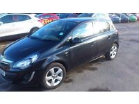 Vauxhall Corsa SXI 5dr - very good condition, low mileage