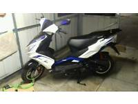 FMR MOPED 50cc