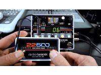 Electro-Harmonix 22500 Dual Stereo Looper + Footswitch