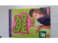 The Fresh Prince Of Bel Air Box Set Seasons 1 - 6 DVD 23 Disc with Will Smith