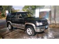 Isuzu Trooper 3.0 td citation 2001