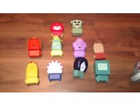 mcds adventure time set