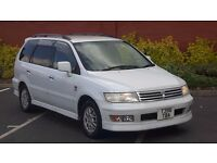 7 SEATER ,MITSUBISHI SPACE GEAR, AUTOMATIC, 12 MTHS MOT, PX WELCOME , 3 DAYS FREE INSURANCE