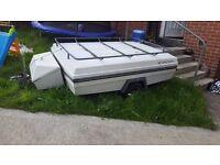 Concorde camping trailer