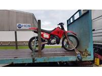 Dtr 125 off road read add