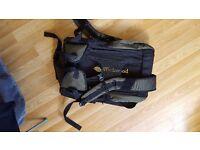Wychwood rucksack fishing bag