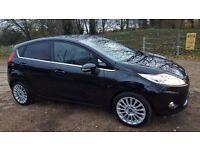 Ford Fiesta Titanium 1.4 Diesel! Low mileage 42,160! Road Tax £20 per year! Very economic engine!