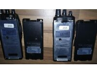 Icom radio 2x unit with bateries in very good working condition!can deliver or post!