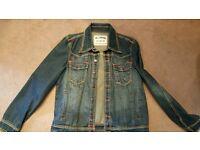 BC London denim jacket