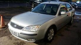 Ford mondeo 55 plate Diesel long mot service history low miles