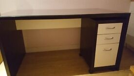 Dressing Table/Computer Desk with drawers and & chair £85.00