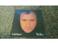 Phil Collins No Jacket Required Vinyl