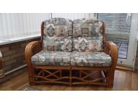 Conservatory furniture - sofa and 2 chairs