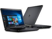 """Business Laptop Dell Latitude E5440 14"""" WEBCAM,DVDRW, Intel Core i5- 8GB 500GB HDD Win10"""