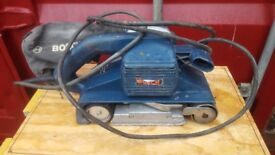 Bosch Professional GBS 100 A Belt Sander