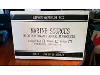 Marine Sources Siphon Overflow Box