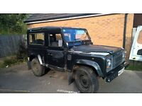 for sale 300tdi landrover defender county 90.