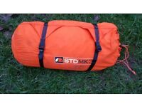 F1A MK3 3 man tent one of very expensive and very strong build!Can deliver or post!