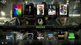 NEW ANDROID BOXES 6.0 PRO 4K MARSHMALLOW READY TO USE £55