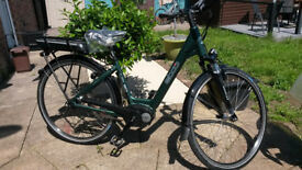 New ebco ucl-80 ebike electric bike