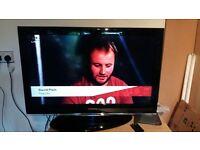 """37"""" full HD Samsung tv"""