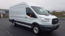 2014 LATE FORD TRANSIT 350 JUMBO L4H3 * ONLY 19500 MILES *